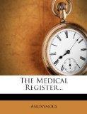 The Medical Register...
