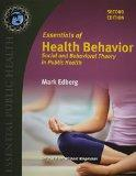 Essentials Of Health Behavior: eBook/Print Book Bundle