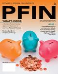 PFIN3 (with Finance CourseMate and EBook Printed Access Card)
