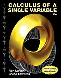 Student Solutions Manual for Larson/Edwards' Calculus of a Single Variable, 10th