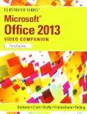 DVD Video Companion for Beskeen's Microsoft Office 2013: Illustrated Introductory, First Course