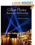College Physics: Reasoning and Relationships (Volume 1 & 2)