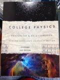 Bowling Green State University College Physics Reasoning & Relationships 2nd Edition