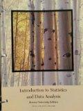 Introduction to Statistics & Data Analysis
