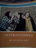 Interacciones SPA 201/202 for ASU