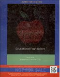 Educational Foundations (Instructor's Edition)