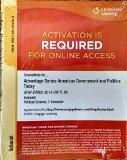 CourseMate with American Government NewsWatch Printed Access Card for Schmidt/Shelley, II/Ba...