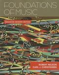 Foundations of Music (Book Only)