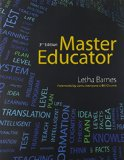 Master Educator + Master Educator Exam Review