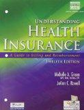 Understanding Health Insurance: A Guide to Billing and Reimbursement (Book Only)