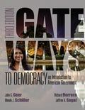 Gateways to Democracy: An Introduction to American Government (Book Only)