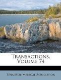 Transactions, Volume 74