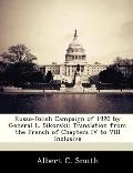 Russo-Polish Campaign of 1920 by General L. Sikorski : Translation from the French of Chapte...