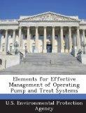 Elements for Effective Management of Operating Pump and Treat Systems