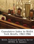 Cumulative Index to Nasa Tech Briefs, 1963-1966