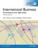 International Business 15e By John Daniels