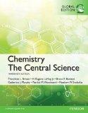 The Central Science 13e By Theodore E. Brown
