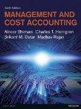 Management and Cost Accounting