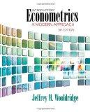 Introductory Econometrics: A Modern Approach (Not Textbook, Access Code Only) By Jeffrey M. ...