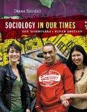 Bundle: Sociology In Our Times: The Essentials, 9th + MindTap(TM) Sociology Printed Access C...