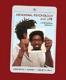 Bundle: Abnormal Psychology and Life: A Dimensional Approach, 2nd + Aplia Printed Access Card