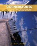 Bundle: Cornerstones of Cost Management, 3rd + Cengagenow Printed Access Card, 3rd Edition