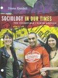 Bundle: Sociology in Our Times: The Essentials, 9th + MindTap Sociology Printed Access Card