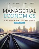 Bundle: Managerial Economics, 4th + MindTap Economics, 1 term (6 months) Access Code