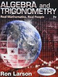 Bundle: Algebra and Trigonometry: Real Mathematics, Real People, 7th + Enhanced WebAssign Pr...