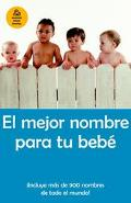 Mejor Nombre Para Tu Bebe / The Best Name For Your Baby