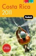 Fodor's Costa Rica 2011 (Full-Color Gold Guides)