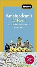 Fodor's Amsterdam's 25 Best, 8th Edition