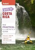 Fodor's See It Costa Rica, 3rd Edition