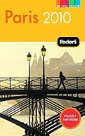 Fodor's Paris 2010 (Full-Color Gold Guides)