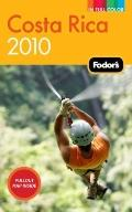 Fodor's Costa Rica 2010 (Full-Color Gold Guides)