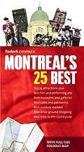 Fodor's Citypack Montreal's 25 Best