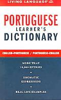 Portuguese Learner's Dictionary English-Portuguese/ Portuguese-English