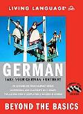 Living Language German Beyond The Basics