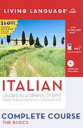 Complete Italian: the Basics (PKG)