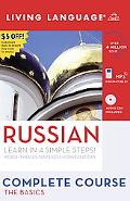 Complete Russian: the Basics (PKG)