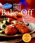 Pillsbury Best of the Bake-Off Cookbook Recipes from America's Favorite Cooking Contest