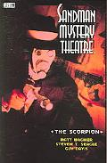 Sandman Mystery Theatre The Scorpion