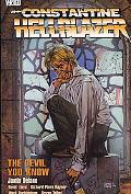 John Constantine Hellblazer The Devil You Know