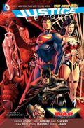 Justice League: Trinity War (the New 52)
