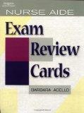 Nurse Aide Exam Review Cards (Test Preparation)