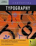 Exploring Typography (Graphic Design/Interactive Media)