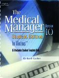 Medical Manager for Windows Student Edition Version 10  Computerized Practice Management  Sp...