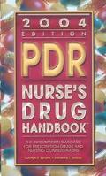 2004 PDR Nurse's Drug Handbook