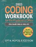 2003 Coding Workbook for the Physician's Office