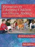 Resources for Educating Children With Diverse Abilities Birth Through Eight